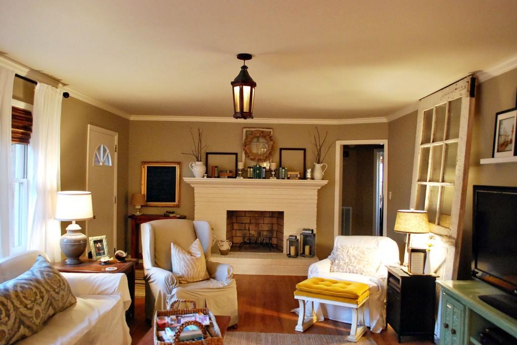 Life of Splendor Living Room