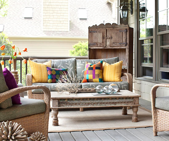 Better Homes and Gardens Covered Porch 2