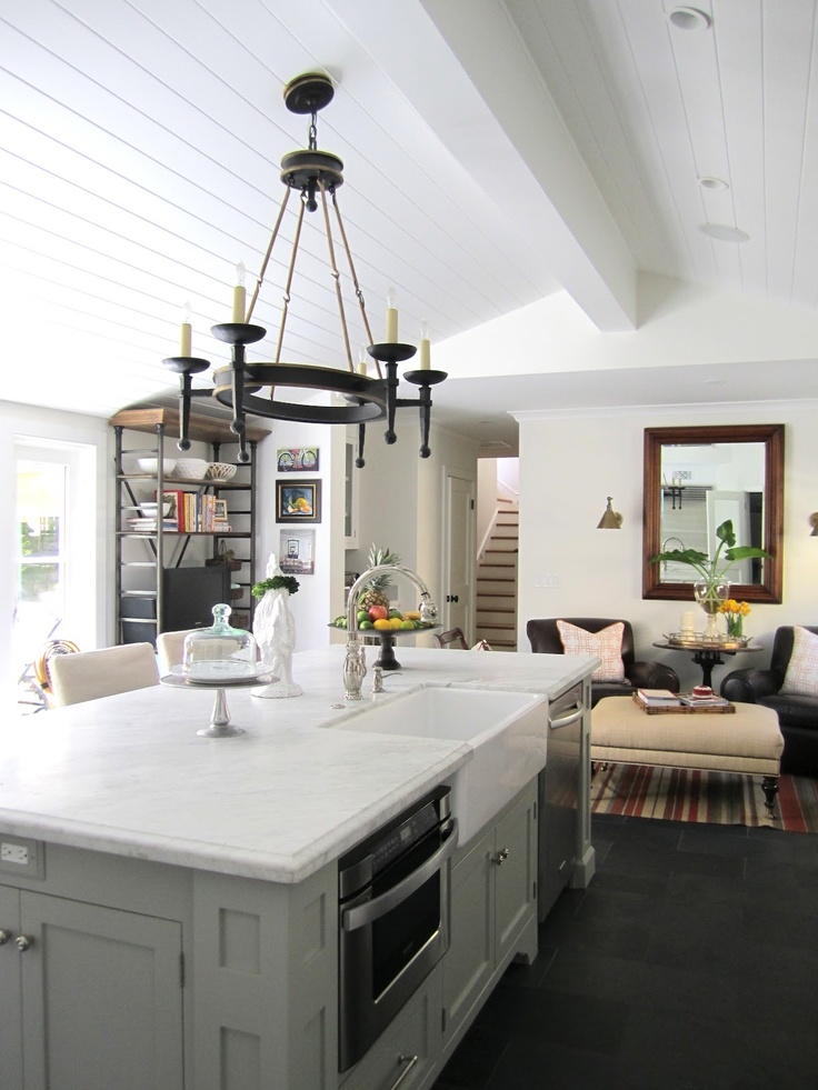 Classic Casual Home Marble Countertop