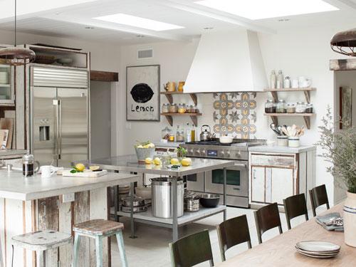 Corbin Bernsen's Kitchen