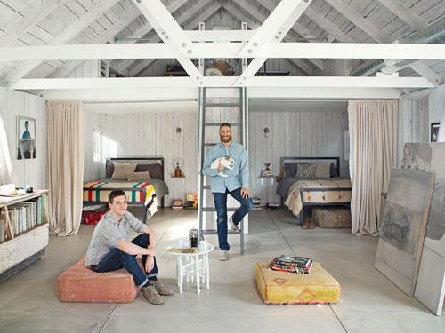 Corbin Bernsen's Loft