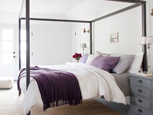 Corbin Bernsen's Master Bedroom