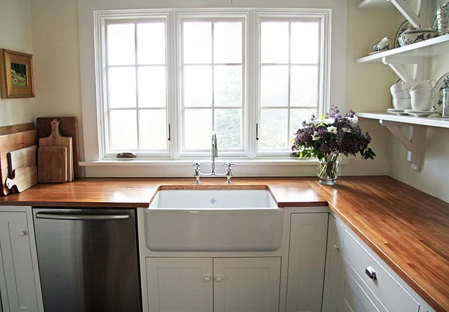 Country Kitchen Sink : Our New Farmhouse Sink - thewhitebuffalostylingco.com
