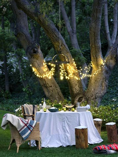 aresohappy.tumblr.com Outdoor Dining Enchanted