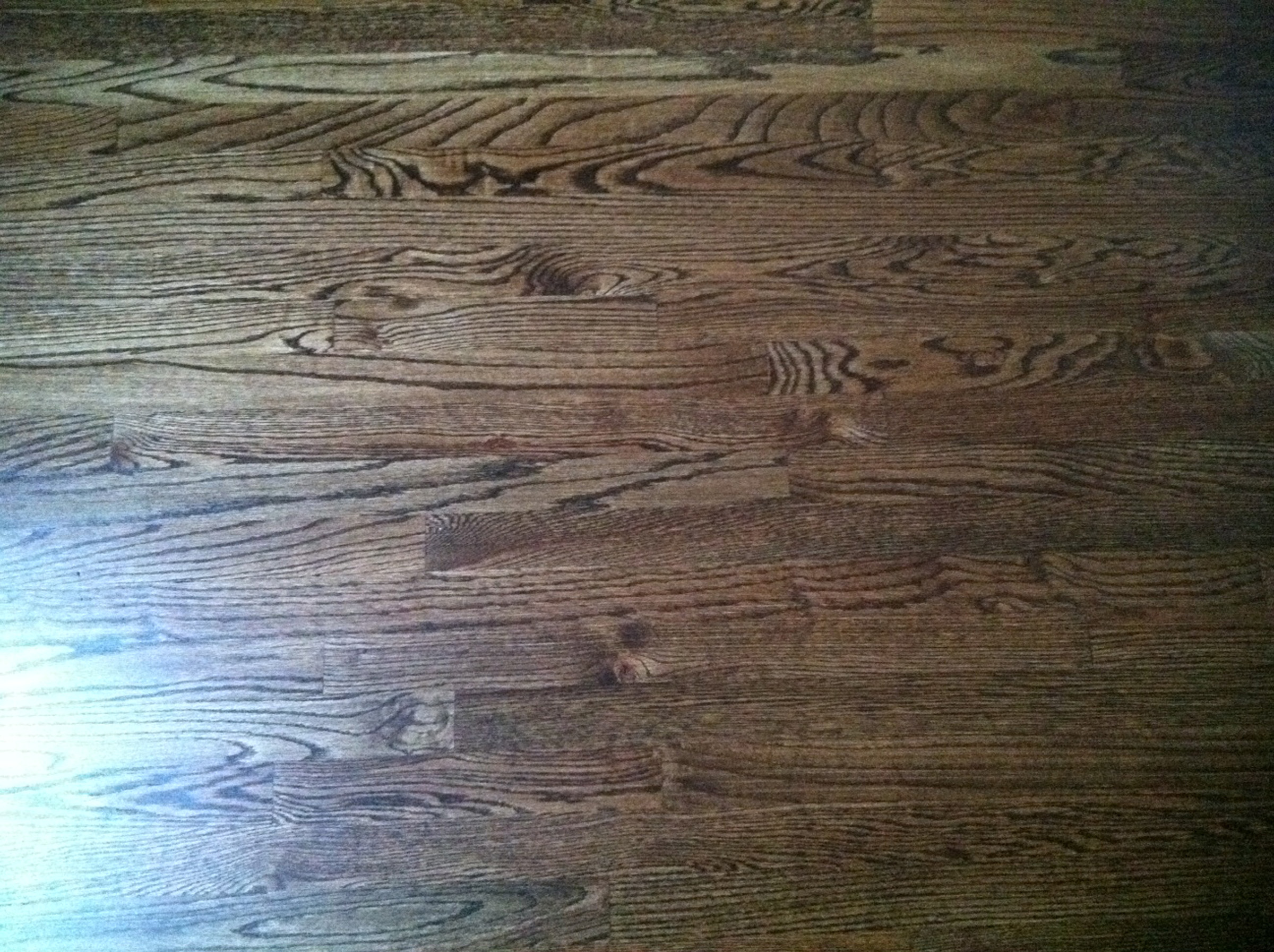 Dark Stain On Hardwood Floors Thewhitebuffalostylingco Com