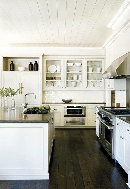 kitchen cabinets white dark floors stain on hardwood floors thewhitebuffalostylingco 678
