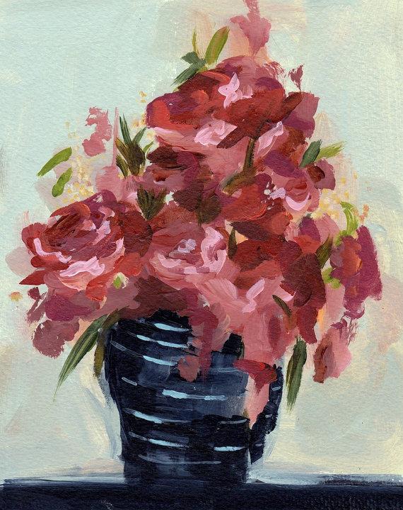 Flower for Ines