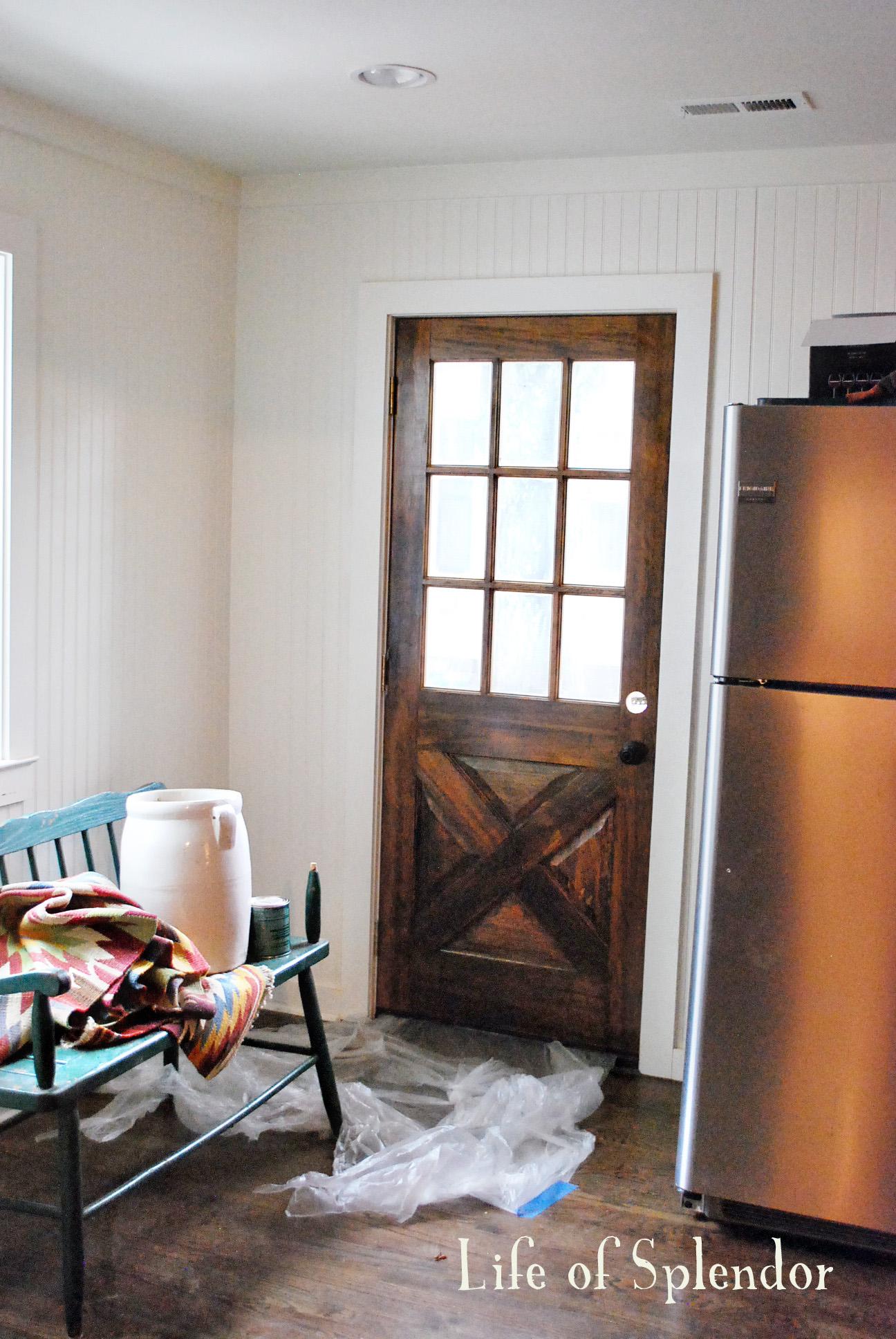 Kitchen Door After2