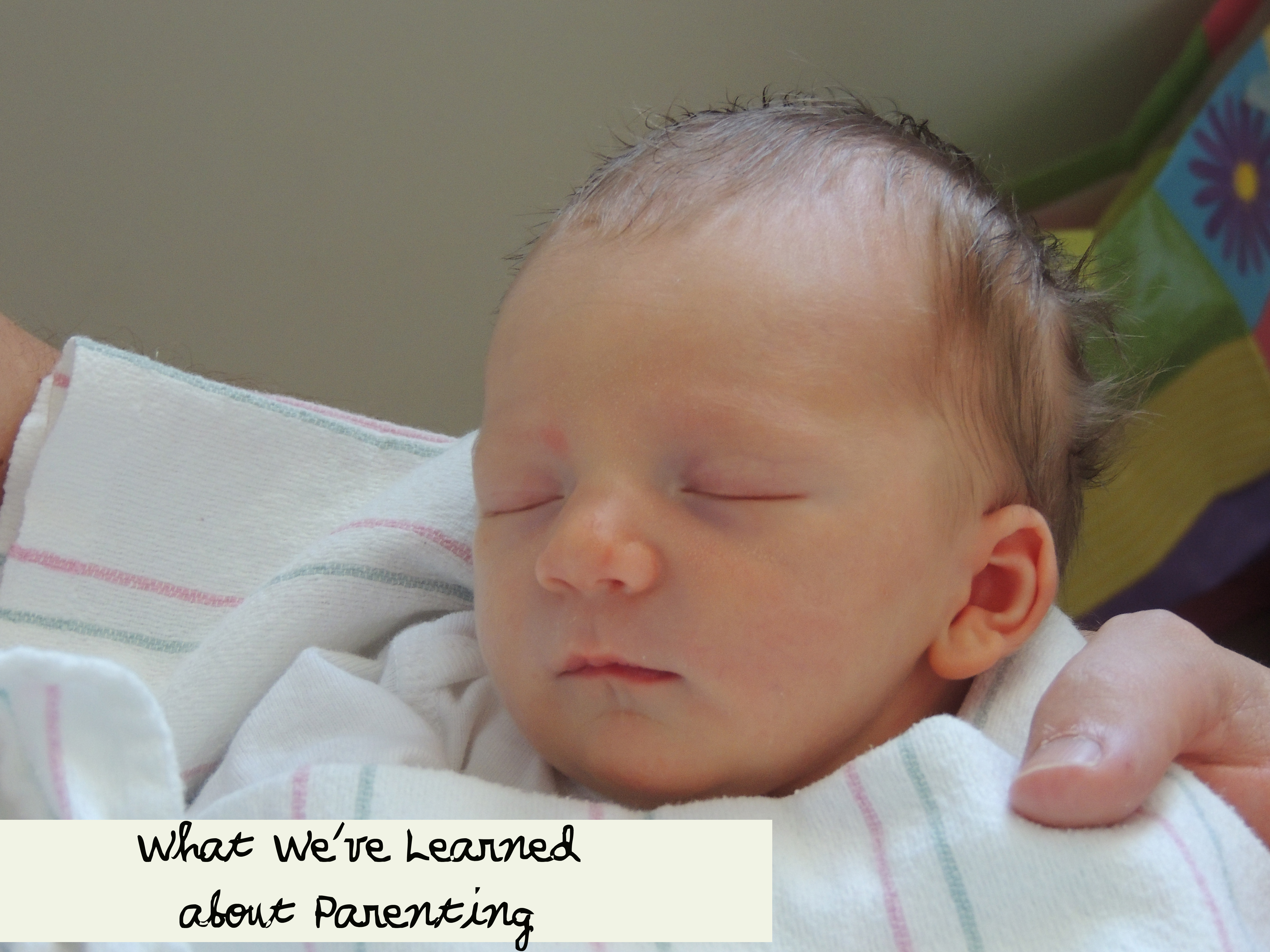 Tips for Parenting a Newborn