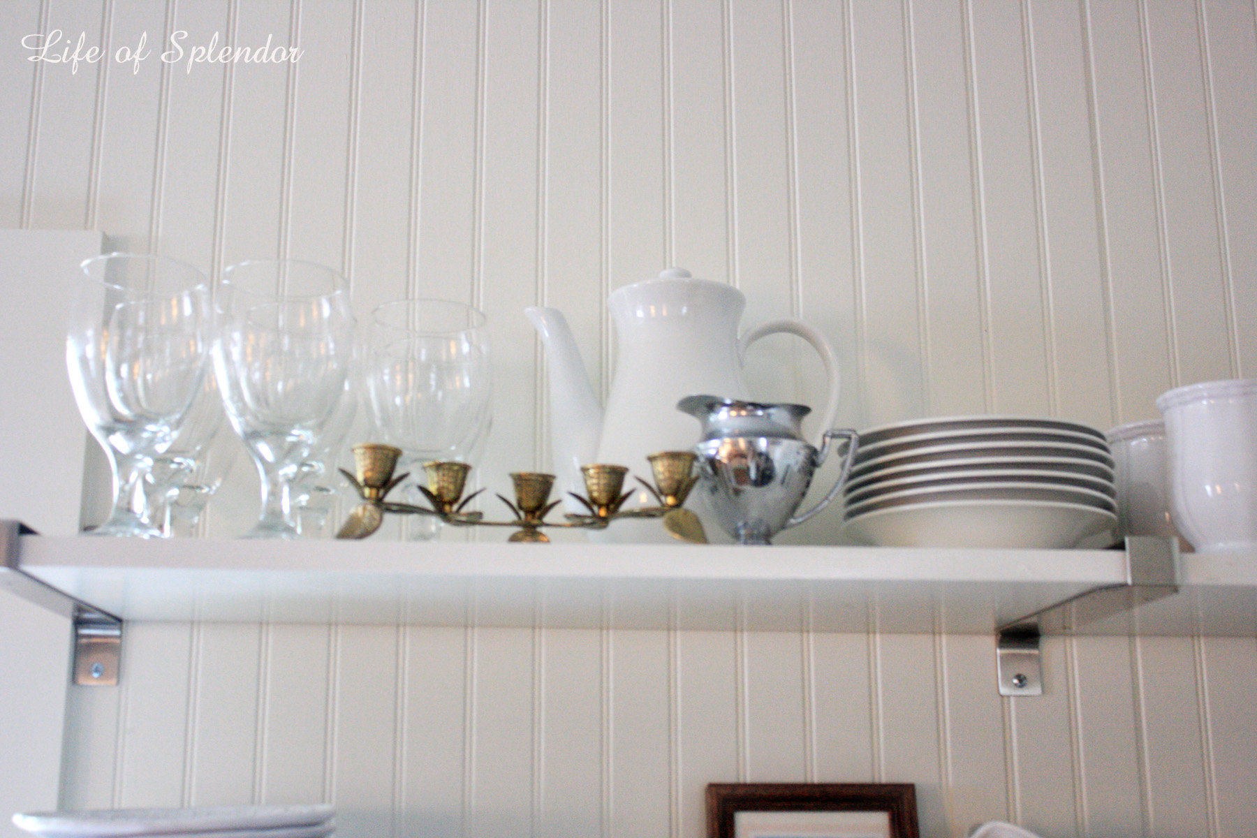life of Splendor Kitchen Shelves2