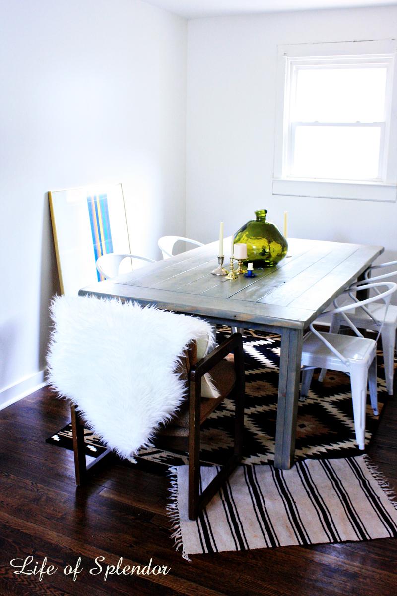 Life of Splendor Dining Room