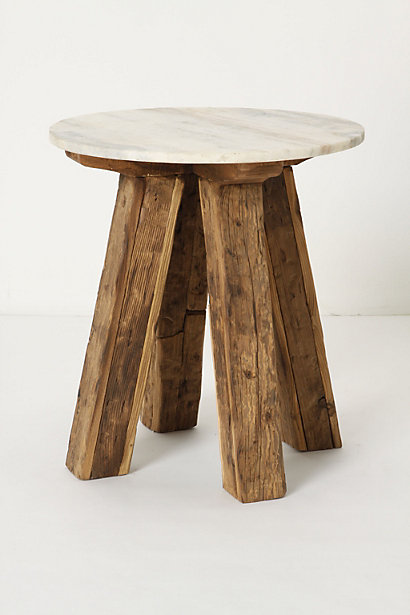 Anthropologie End Table