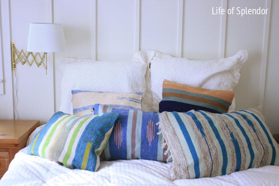Kilim Rug Pillows