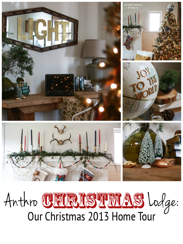 Anthro Christmas Lodge