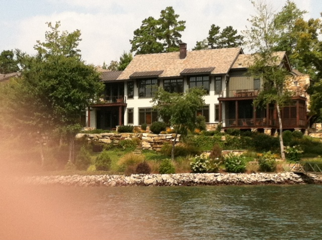 FAvorite House Lake Keowee