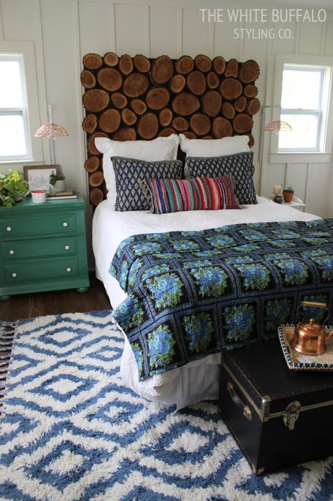 rustic-bohemian-master-bedroom