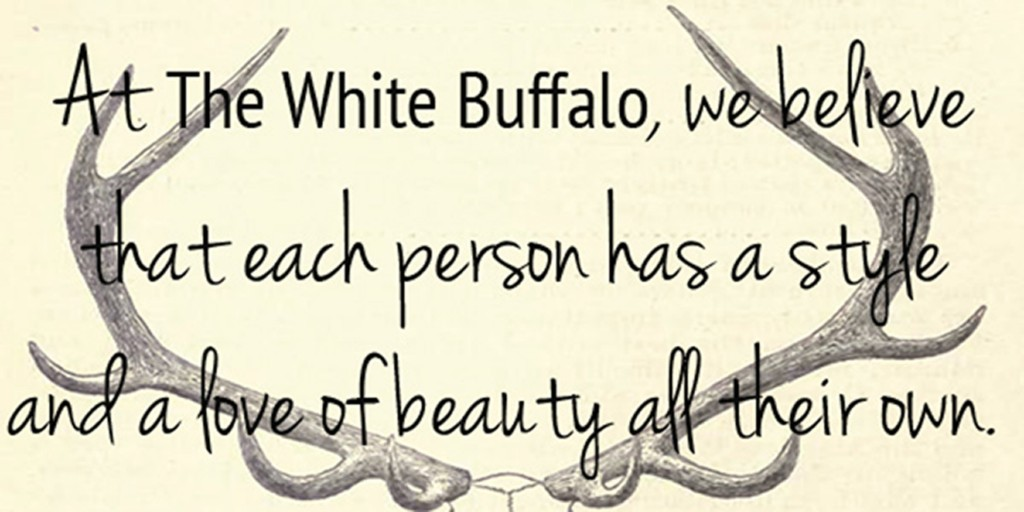 The White Buffalo Styling Company Quote