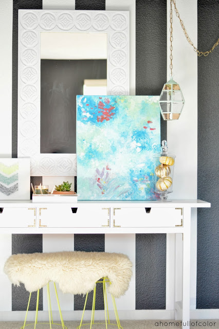 A Home Full of Color Home Tour