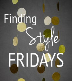 Finding Style Fridays Graphic