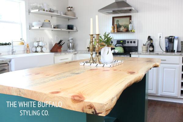 White Buffalo Styling Co Kitchen