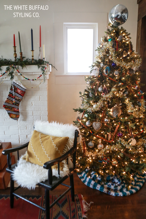 Christmas Blogger Stylin' Home Tours: Anthro Christmas ...