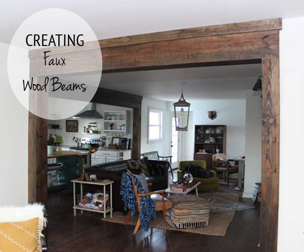 how-to-create-faux-wood-beams