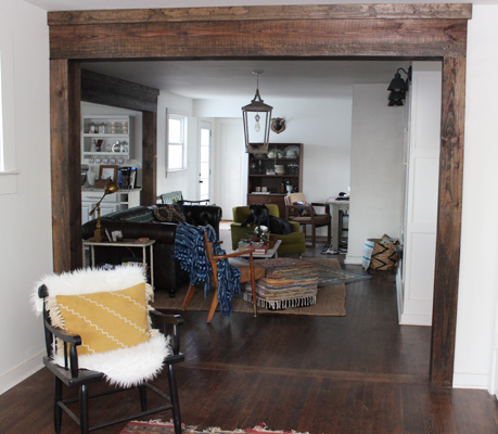how-to-make-faux-wood-beams