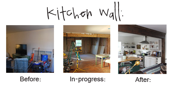 Taking Down Walls And Creating An Open Concept Thewhitebuffalostylingco Com