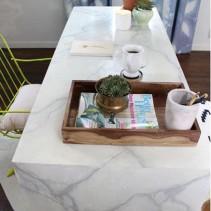 faux-marble-desk