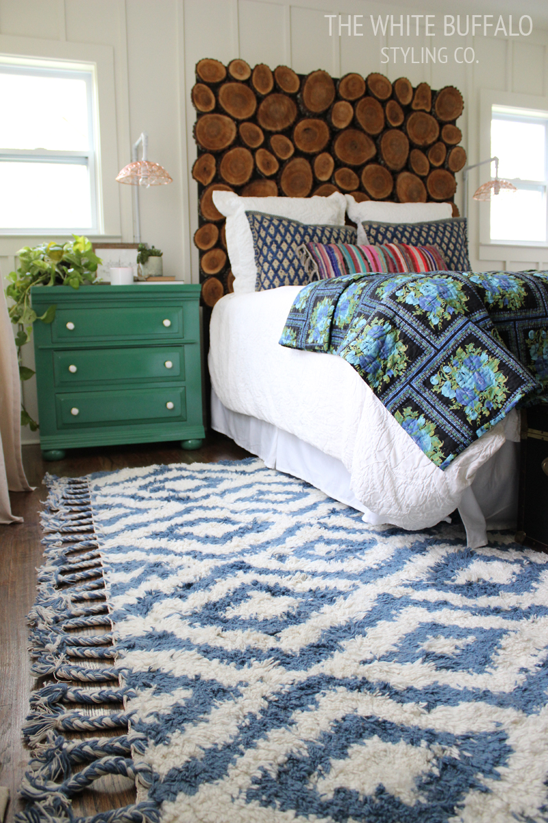 eclectic-bohemian-bedroom