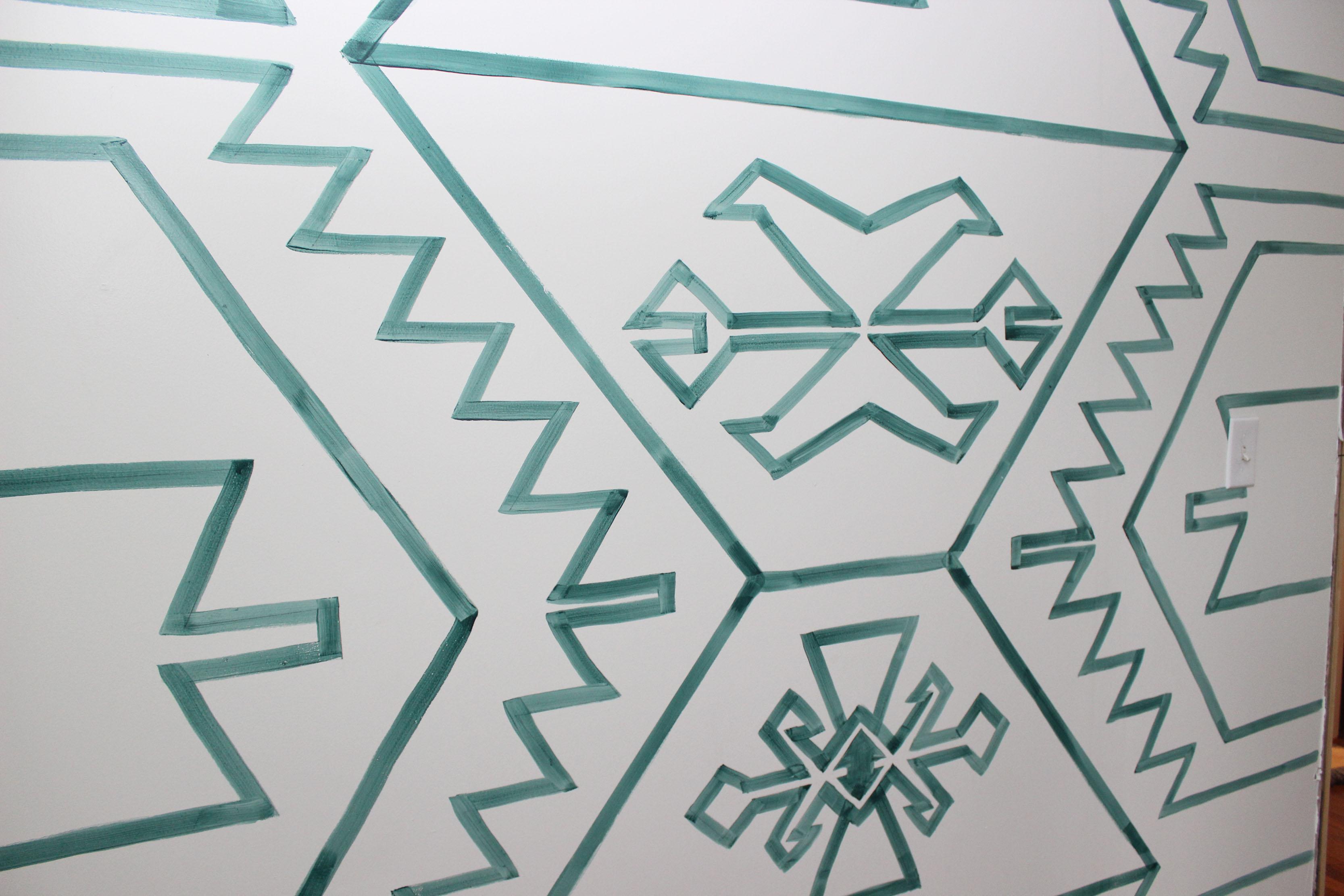 handpainted-watercolor-kilim-wall