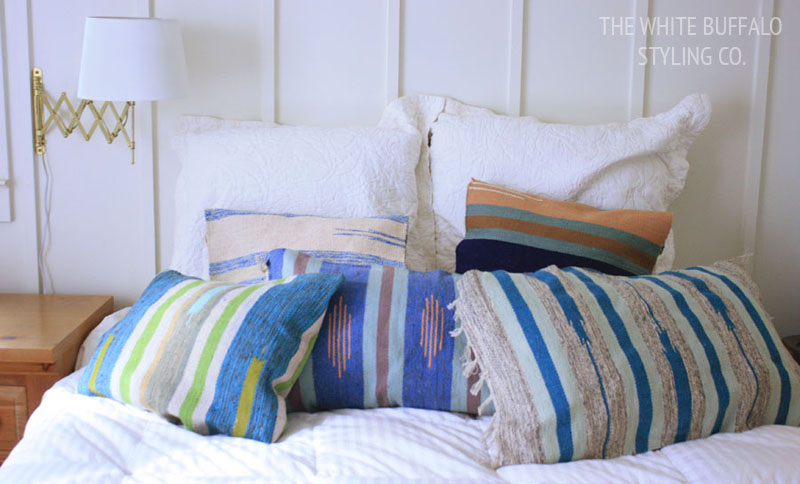 Kilim Rug Pillows