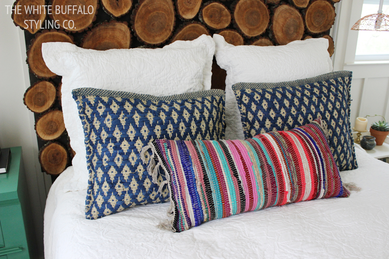 rugs-turned-pillows