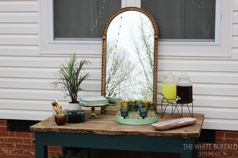 styling-an-outdoor-buffet
