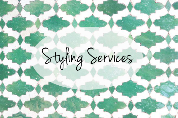 styling services copy