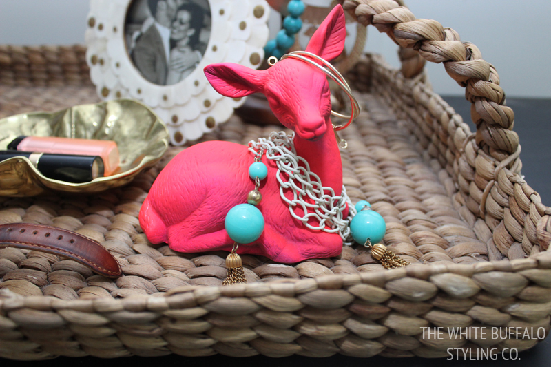 Ceramic Figurines as Jewelry Storage