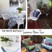 The White Buffalo Summer Home Tour