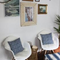 Treasure Island Inspired Sitting Room