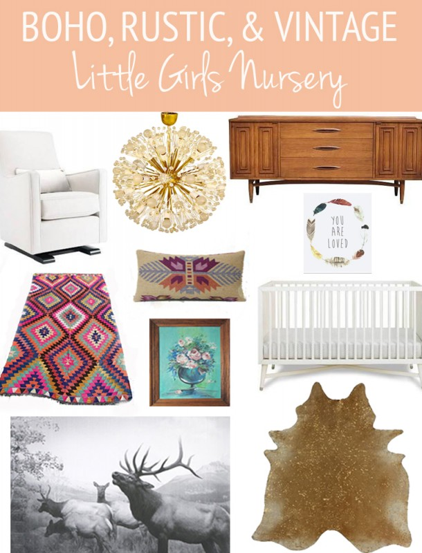 boho-rustic-and-vintage-little-girls-nursery