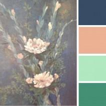 Little Girl's Nursery Palette