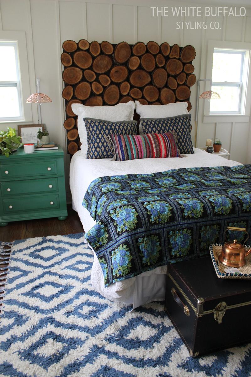 BSHT Favorite Room - Our Master Bedroom ... on Boho Master Bedroom Ideas  id=11232