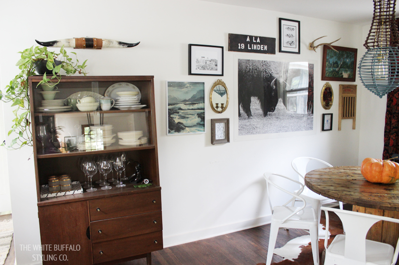 Balanced Gallery Wall