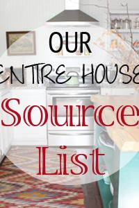 Entire House Source List