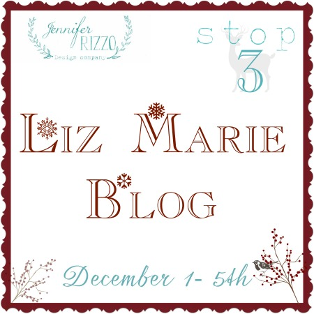 Liz Marie blog house 3