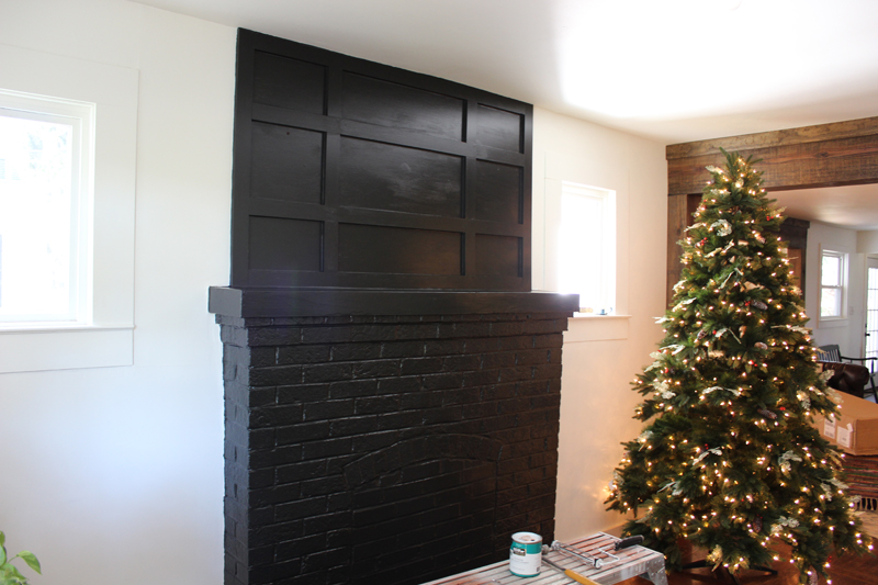 black-fireplace