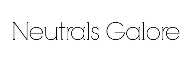neutrals-galore