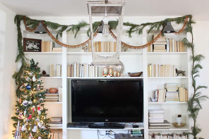 Christmas Built-ins