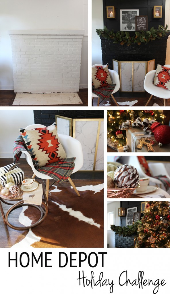 home depot holiday challenge