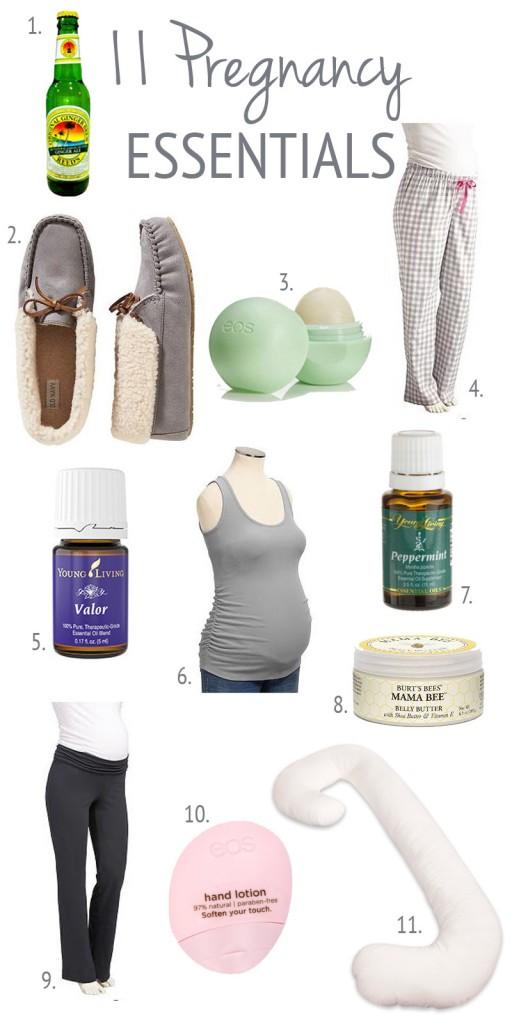 Top Pregnancy Essentials
