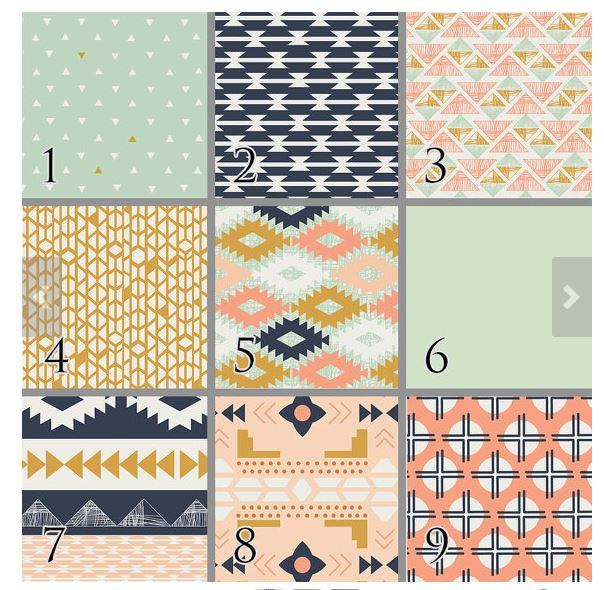 baby bedding options